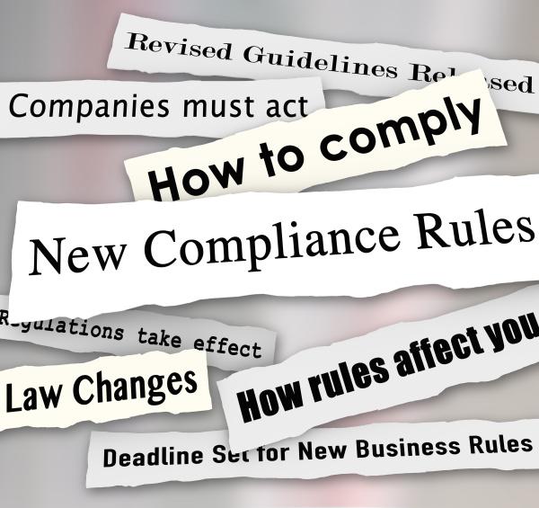 Compliance; environmental regulations; retail environmental compliance;  Compliance management ; regulations; regualtory compliance